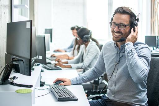 IT Help Desk Services Agent
